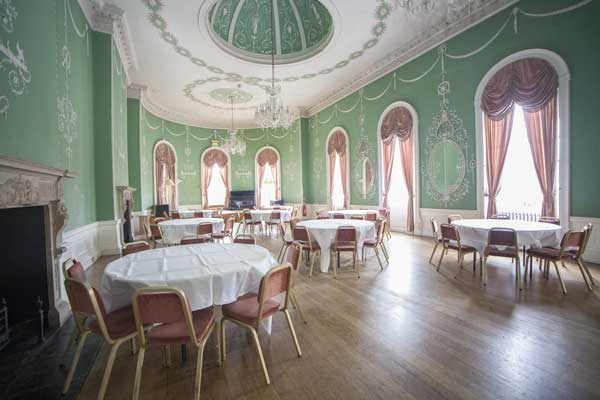 The Lion Hotel Ballroom Shrewsbury