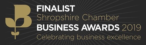 Hollie Whittles Shropshire Chamber Awards Finalist
