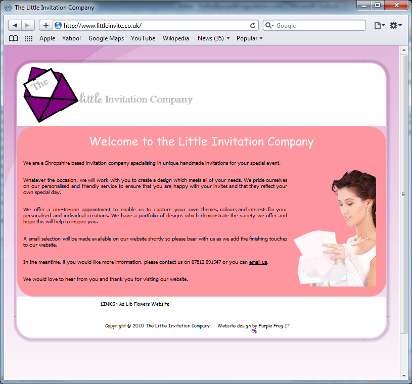 The Little Invitation Company